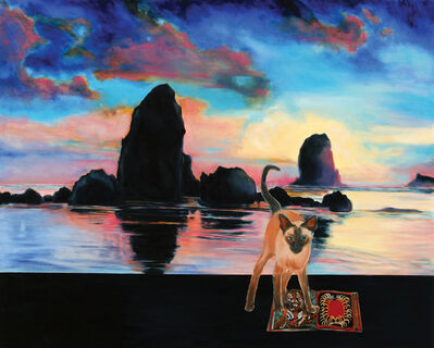Katherine Pappas-Parks, 'The Horizon's Light II', 2011