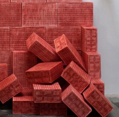 Jorge Magyaroff, 'Construcción Ligera', 2021
