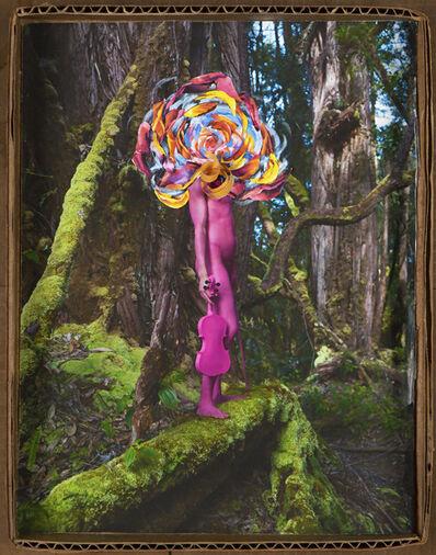 David LaChapelle, 'Songs in my Head', 2015