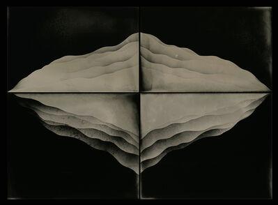 Nadezda Nikolova-Kratzer, 'Elemental Forms, Landscape Rearticulated no. 8', 2020