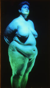 Harriet Casdin-Silver, 'Venus of Willendorf '91', 1991