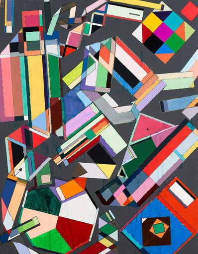 Nikos Fyodor Rutkowski, 'Roll of the Dice', 2020