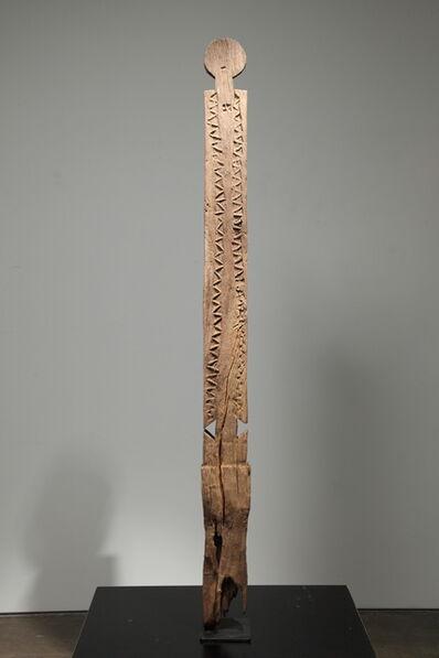 Unknown African, 'Mijikenda Tribe Vigango 3', 19th Century