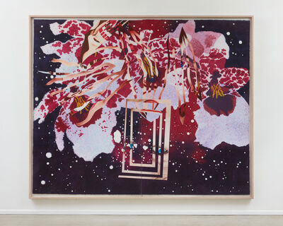 James Rosenquist, 'Time Door Time D'Or (from Welcome to the Water Planet)', 1989