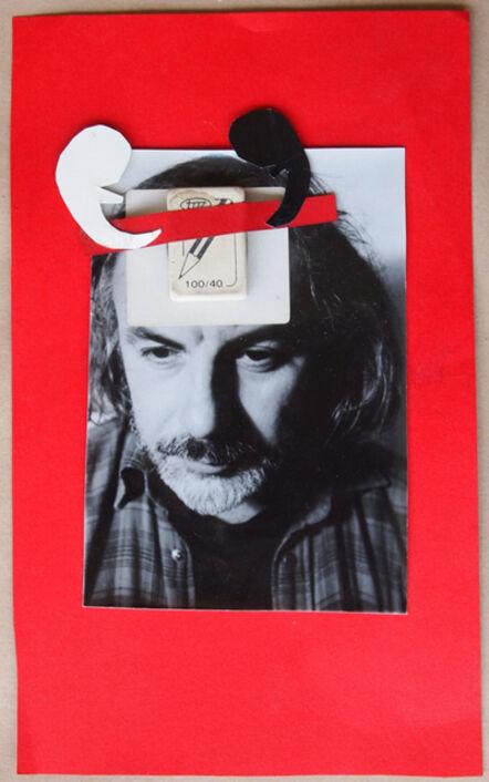 Vlado Martek, 'Selfportrait', 1993