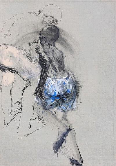 Leonid Tskhe, 'Running Boy', 2018