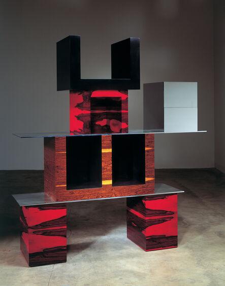 Ettore Sottsass, 'Cabinet no. 74', 2006