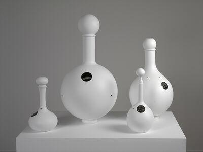 Lionel Estève, 'Bottles with LIght Necklace'