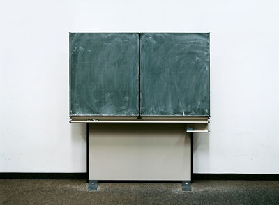 Philipp Goldbach, 'Cologne University's Department of Philosophy (Diptych I)', 2003