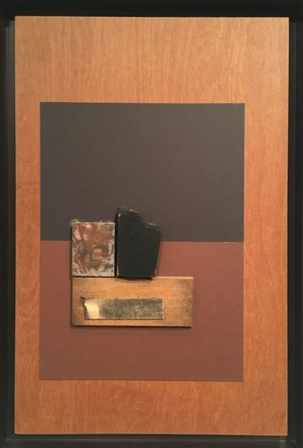 Louise Nevelson, 'Untitled ', 1975