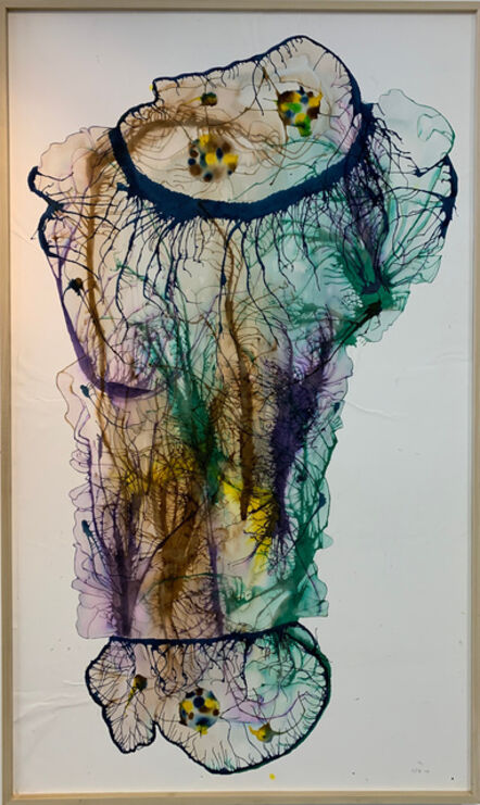 Guillermo Bublik, 'Perfume to digress', 2019
