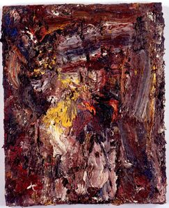 "Eugène Leroy, '""Untitled""', 1994"