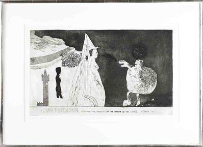 David Hockney, 'Rumpelstiltskin', 1962