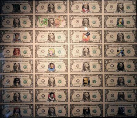 Alberto Echegaray, 'SEVEN DEADLY SINS', 2015