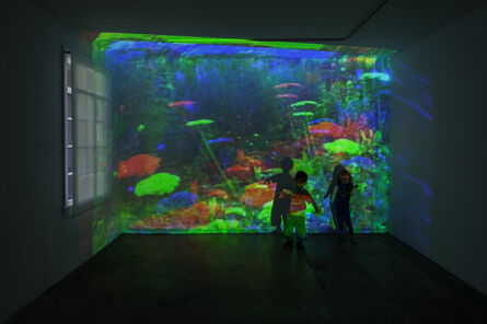 Diana Thater, 'Oo Fifi, Five Days in Claude Monet's Garden, Part 1', 1992