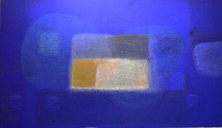 Katsuyoshi Inokuma, 'IN BLUE Nov '10', 2010