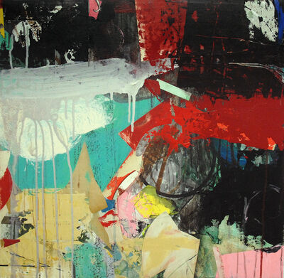 Carol Gove, 'Cliff'