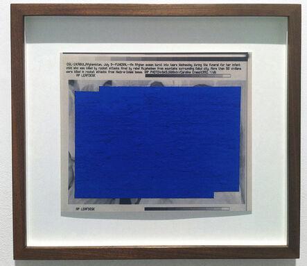 David Birkin, 'Pieta', 2012