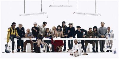 Gérard Rancinan, 'Le banquet des Idoles', 2