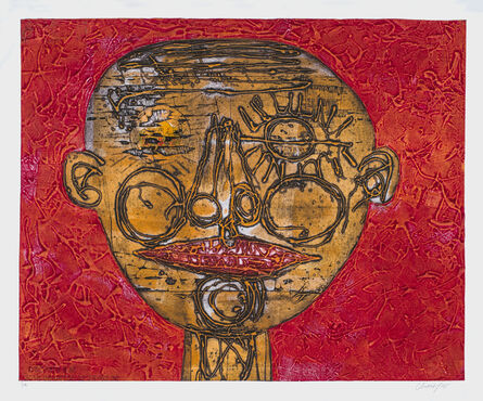 Choco, 'Bemba colorá / Thick Red Lips', 2015