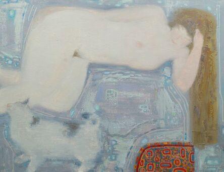 Hovhannes Lusegenov, 'Blue Melody'