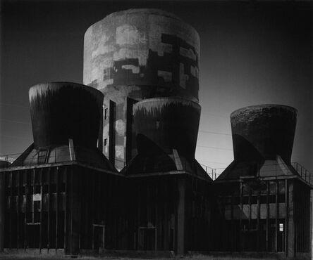 Gilbert Fastenaekens, '022 - Trois cheminées', 1983-1986