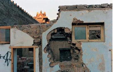 Zhang Dali, 'Demolition 1998126A', 1998
