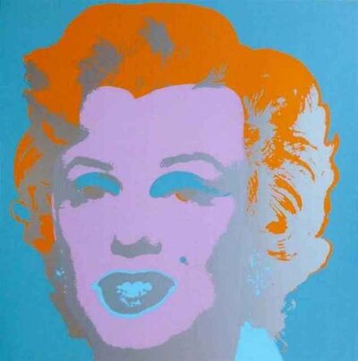 Andy Warhol, 'Purple Marilyn 11.29', 1970