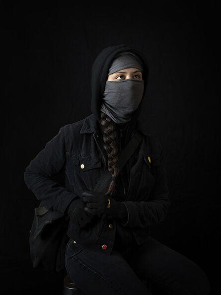 Stephanie Syjuco, 'CITIZEN (Portrait of P)', 2017