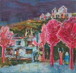 Daniel Richter, 'Süden', 2002