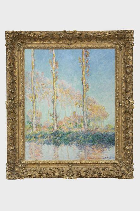 Claude Monet, 'Poplars (Peupliers)', 1891