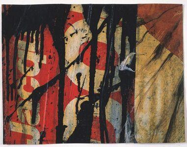 Jacques Villeglé, 'Rue des Petits Carreaux, 16 avril 1978', 1978