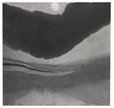 Gao Xingjian 高行健, 'Moonlight (Au Clair de la Lune) 月亮 ', 2014