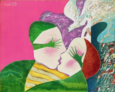 JUNZO WATANABE, 'The Breeze and Bouquet', 1977