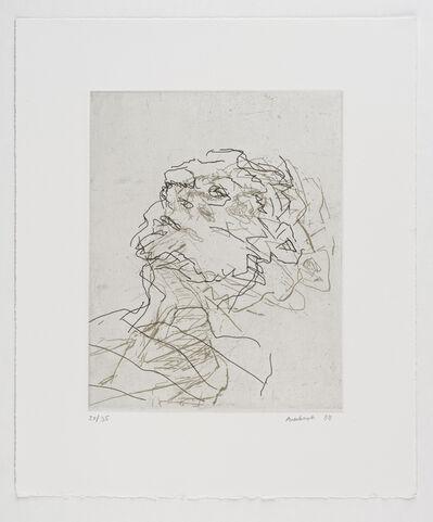 Frank Auerbach, 'Julia ', 1998