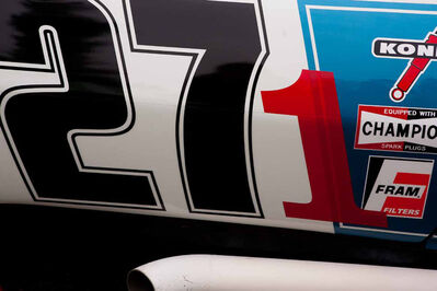 Jory Hull, 'Corvette (#27)', 2009