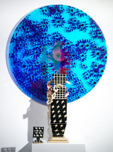 Roxana Azar, 'Urn of Defeat with Smoke and Circle', 2020