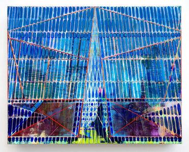 Joe Lloyd, 'Blue Pattern', 2019