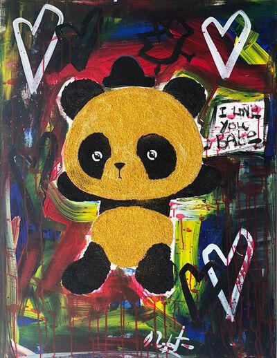 Domingo Zapata, 'Panda', 2019