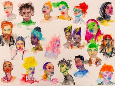 Fahren Feingold, 'ONE LOVE', 2020