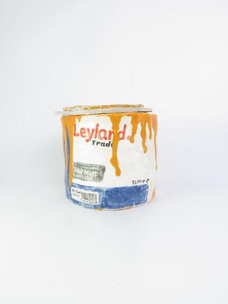 Rose Eken, 'Layland High Gloss (Orange)', 2015