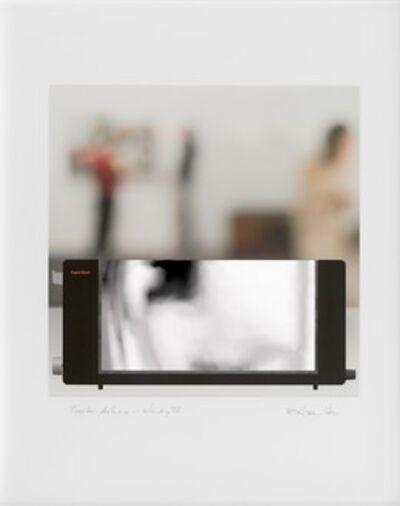 Richard Hamilton, 'Toaster - deluxe study IV', 2008