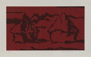 Roy Lichtenstein, 'Haystack #6, from Haystack Series', 1969