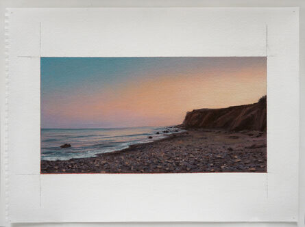 Adam Straus, 'Sunset from Montauk Point', 2012