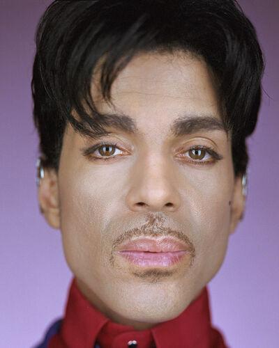 Martin Schoeller, 'Prince', 2004