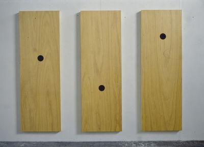 Otto Berchem, 'Inverlieth Series (Triptych)', 1993