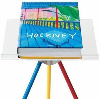 David Hockney, 'David Hockney - A Bigger Book (Signed)', 2016