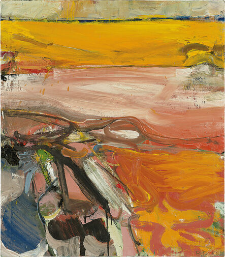Richard Diebenkorn, 'Berkeley #66', 1956