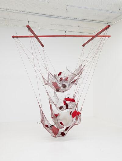 Tunga, 'Bell's Fall', 1998