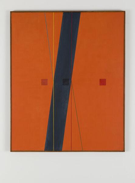 Virgilio Villalba, 'Pintura concreta', 1950